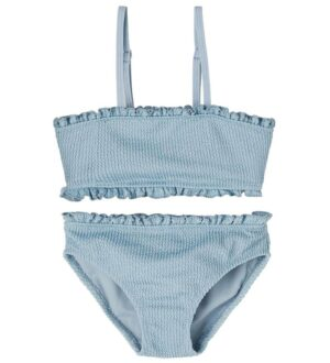 Name It Bikini - NkfFilippa - Dusty Blue