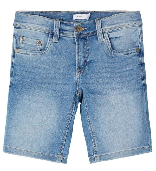 Name It Shorts - NkmSofus - Light Blue Denim