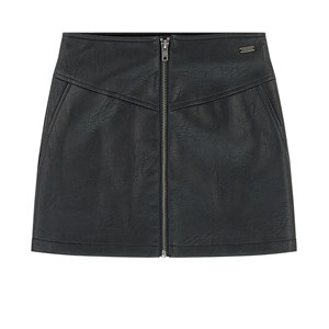 Pepe Jeans Faux Leather Nederdel Sort 14 years