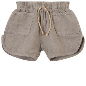 Play Up Linen Shorts Bicho 6 mdr