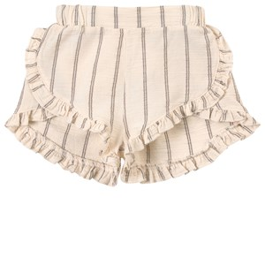 Play Up Stripe Woven Shorts Dandelion 18 mdr