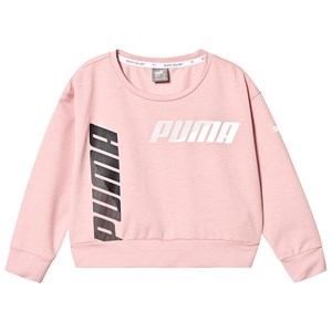 Puma Sweatshirt Bridal Rose 5-6 years