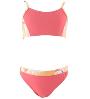 Roxy Bikini - Free To Go - Mørk Rosa/Orange