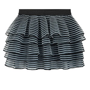 The Marc Jacobs Pleated Nederdel Sort 10 år
