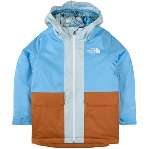 The North Face G FREEDOM INS JKT ETHEREAL BLUE 6 år