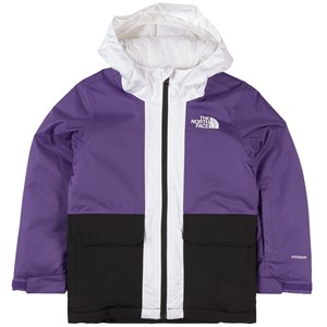 The North Face G FREEDOM INS JKT PEAK PURPLE 6 år