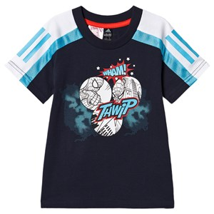 adidas Performance Graphic T-shirt Legend Ink 8-9 years (134 cm)
