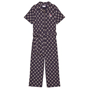 Fila Anita Branded Jumpsuit Navyblå 158-164cm (13-14 years)