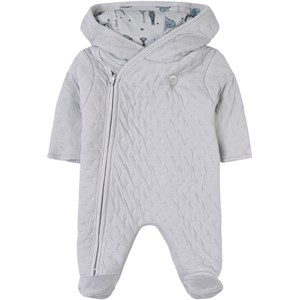 Fixoni Quilted Body Baby Blå 56 cm (1-2 mdr)