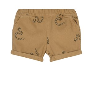 Sproet & Sprout Snake Shorts Brunt 122-128 (7-8 years)