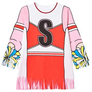Stella McCartney Kids Cheerleader Kjole Lyserød 5 years